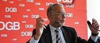 Dietmar Hexel stellt die gewerkschaftliche Position zur Energiewende vor
