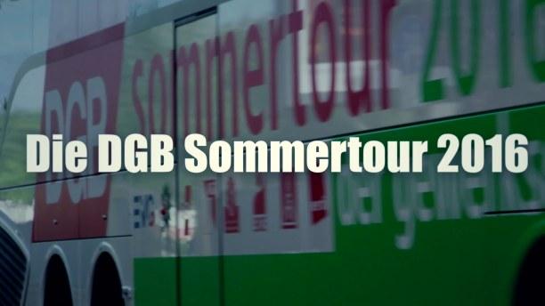 DGB-Sommertour 2016: Tag 4