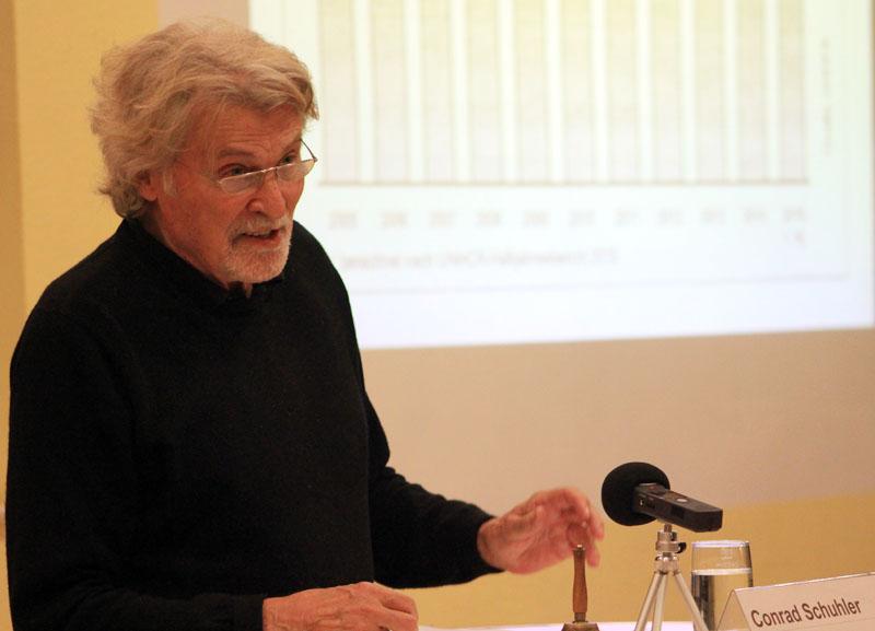 Conrad Schuhler (ISW München): Die Ursachen der Flucht und der globale Kapitalismus