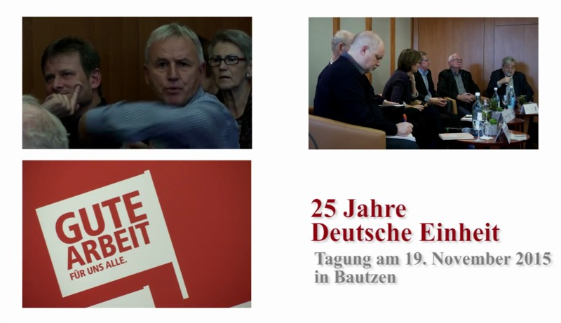 Konferenz DGB Ostsachsen