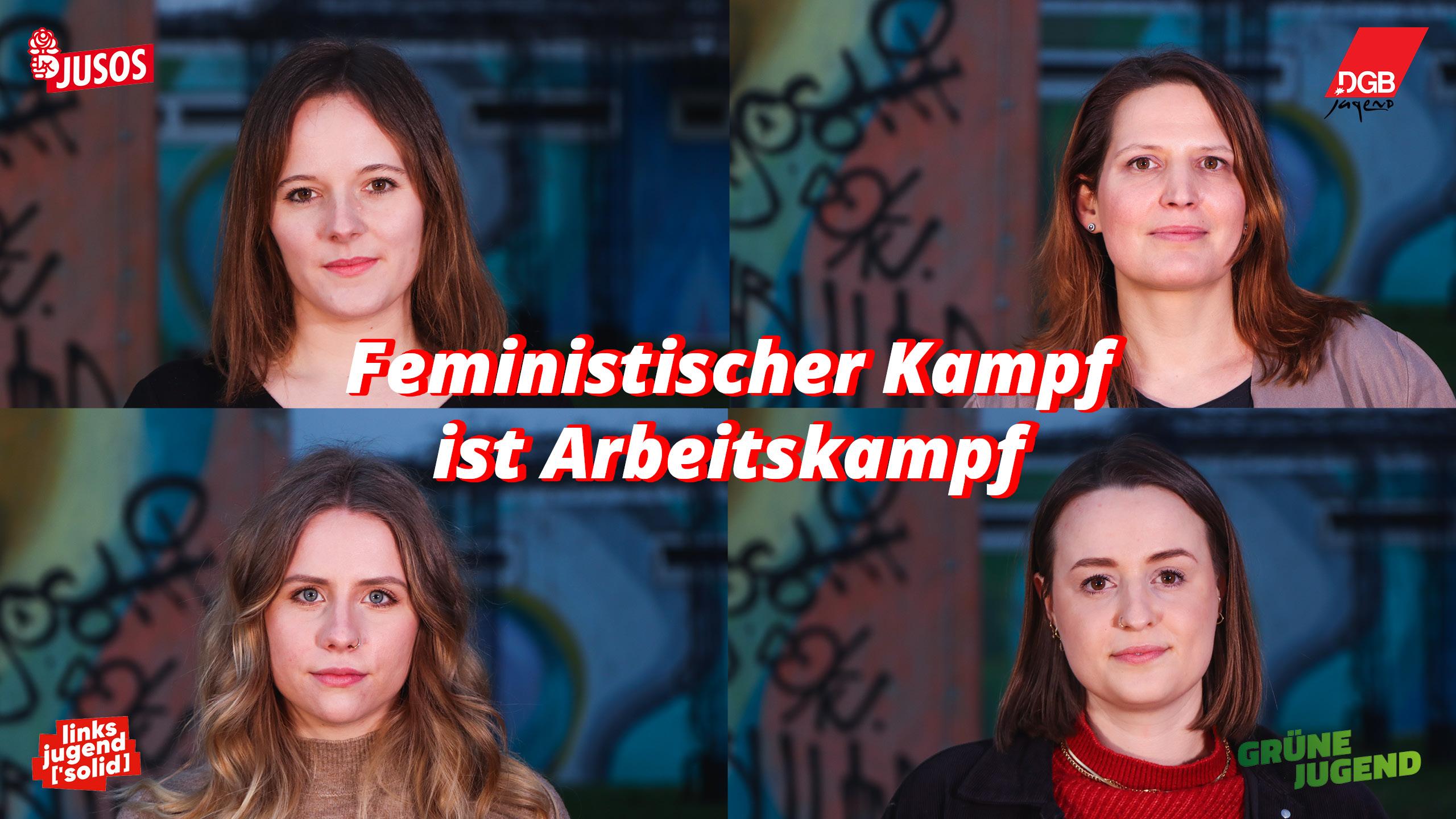 Video zum Frauenkampftag 8. März 2021