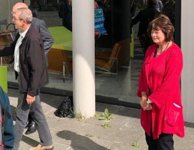 Antikriegstag 2018 Sindelfingen - Rede von Birgit Kipfer