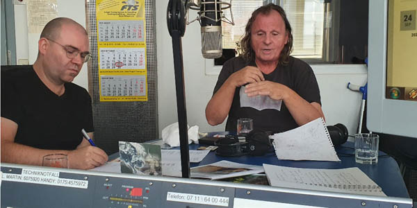 Arbeitsweltradio zur Ausstellung Schnitt|stellen