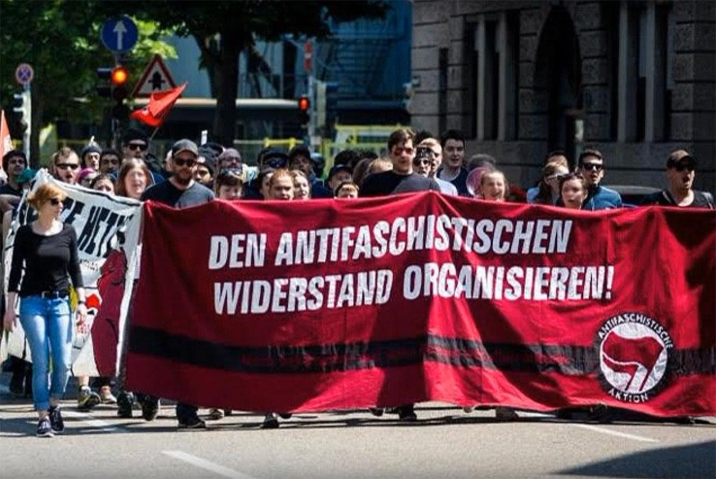 Ich bin Antifaschist*in, Teil 5: Mona, Aktivistin aus Stuttgart
