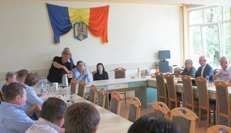 Rumänien - Die Delegation berichtet
