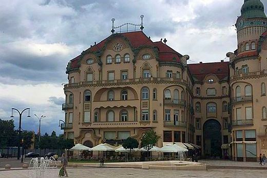 DGB-Delegation nach Rumänien