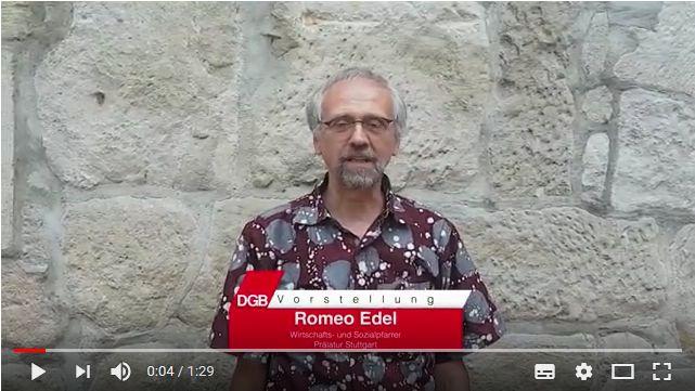 PodCast Kirche und Gewerkschaft #1