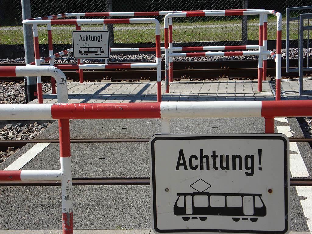Warnstreiks bei Busse und Bahnen